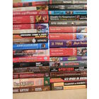 Лот разноплановых книг(основная часть фантастика и фэнтези).32 книги.