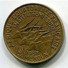 КАМЕРУН - 10 ФРАНКОВ 1958