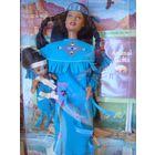 Новая кукла Барби/1996 American Indian Barbie