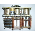 Механизм редукторный с электродвигателем ДПМ-25-Н1-01 и электромуфтами с панельками.