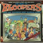 LP KERMIT SCHAFER's Best of TV BLOOPERS COMEDY (1973)