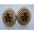 Кокарда офицерская ВС СССР (2)