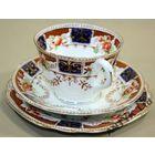 Чашка тарелки Англия антик