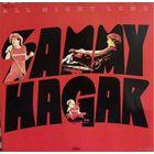 Sammy Hagar - All Night Long - LP - 1978