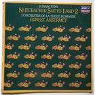 P. I. Tchaikovsky - Nutcracker Suites 1,2 - LP - 1982