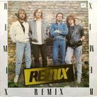 """LP ГРУППА """"REMIX"""" - """"Инструментальные произведения"""" (1990)"""