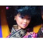 """Новая кукла Барби из серии """"Куклы мира"""", Chinese 1993"""