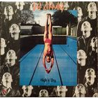 Def Leppard - High 'N' Dry - LP - 1981
