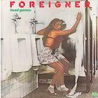 Foreigner - Head Games - LP - 1979