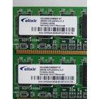 Оперативная память DDR PC-3200 256Mb (400MHz) ELIXIR,работа в dual(была поставка - box).Продажа только двух планок(dual)- за 2 шт.- 6 у.е.