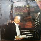 LP Cesar FRANCK - ORGAN WORKS / Milan Slechta (1981)