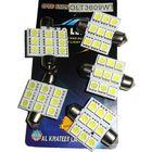 Комплект светодиодных софитных ламп белых 9 led OLT3609WT