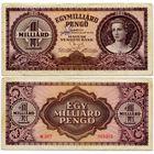 Венгрия. 1 000 000 000 пенго (образца 1946 года, P125)