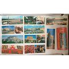 Десять открыток Минск 1980 года