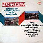 LP Orchester studio brno Erik Knirsch - Panorama (1978)