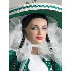 Кукла ТОННЕР/Emerald Sity Merry фирмы Tonner, коллекционная, полностью шарнирная. Из серии The Wizard of Oz. Лимитированный тираж (500 экз.)