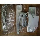 Трубка+шнур+держатель трубки для крепления на факс+колодка подключения