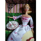 Victorian Tea Barbie, 2002