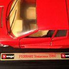 Машинка FERRARI 1984 металл. Италия. 1:24
