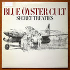 "Blue Oyster Cult ""Secret Treaties"" LP, 1974"