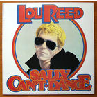 "Lou Reed ""Sally Can't Dance"" LP, 1974"