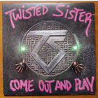 """Twisted Sister """"Come Out And Play"""" LP, 1985"""