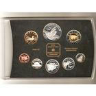 Набор 1998 г. (6 серебряных монет в наборе)