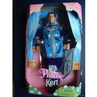 Кен - принц спящей красавицы\Prince Ken 1998