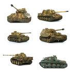 Модели германских танков период ВОВ одним лотом, масштаб 1/72.