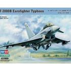 Hobby Boss 80265 1/72 Самолет EfF-2000B Eurofighter Typhoon