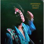Jimi Hendrix - Hendrix In The West - LP - 1972