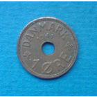 Фарерские острова 1 оре 1941. Британская оккупация