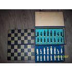 РАРИТЕТ!!! Шахматы из слоновой кости.Китай.начало прошлого века.