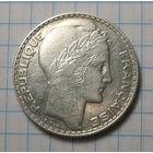 10 франков 1934 Франция KM# 878 серебро