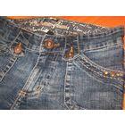 Фирменные джинсы на 10 лет