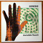 """Genesis """"Invisible Touch"""" LP, 1986"""
