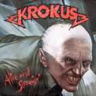 Krokus - Alive And Screamin' - LP - 1986