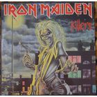 LP IRON MAIDEN - Killers  (1993) запись 1981г.