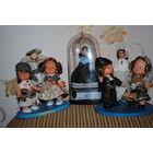 """Ретро-СУВЕНИРНЫЕ-куклы No3 фирмы: """"Марин"""" из Испании, - производства 50-60гг. Куклы *Marin - это мужские и женские персонажи, одетые в народные или исторические костюмы. Широкая улыбка, взгляд в сторо"""