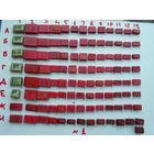 Конденсаторы WIMA ассорти  6 листов, если больше 100 шт - по 10 коп.(заглядываем в комменты)