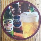 Подставка под пиво Samuel Adams и Peroni