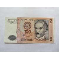 Перу, 100 , 1987 г.