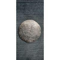 Патагон Брюссель 1672 Карл 2