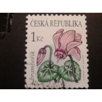 Чехия 2007 цветы, стандарт