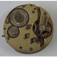 Механизм от карманных часов. Диаметр 4.3 см. Не исправный.