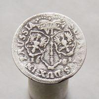 6 грошей 1681 Пруссия Фридрих Вильгельм М.Д. Кролевиц