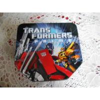 Карточки Трансформер в коробочке.
