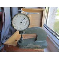 Толщиномер 0-10мм тип ТН 10-60М