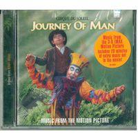 CD Cirque Du Soleil - Journey Of Man (2000) Score, Ambient, Experimental