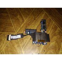 Картридер + 2USB нетбука Acer Aspire One D250
